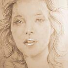 Kate Moss  by Elisabete Nascimento