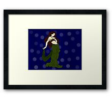 Lover Framed Print