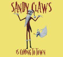 Sandy Claws Baby Tee