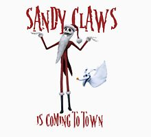 Sandy Claws Unisex T-Shirt