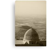 MESOPOTAMIAN PLAINS Canvas Print