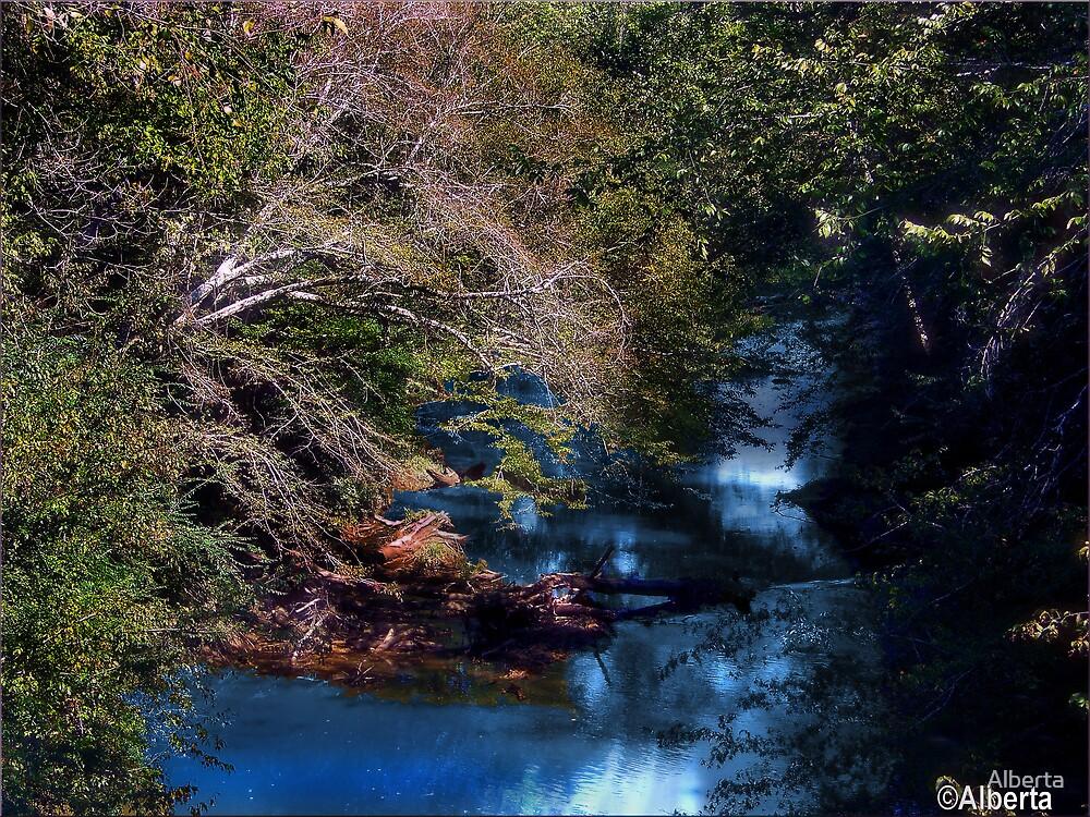 River by Alberta