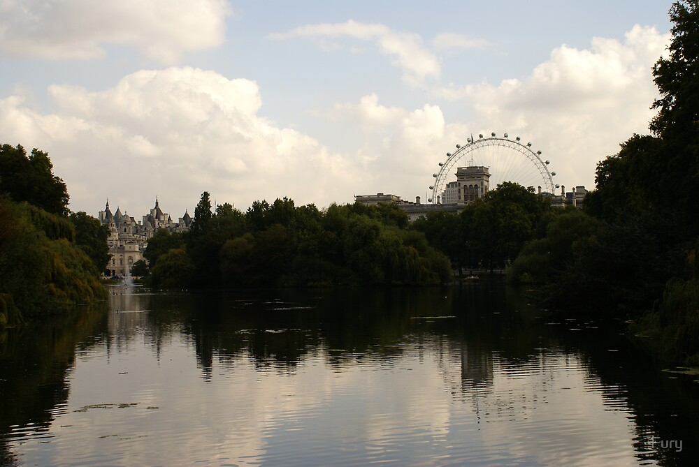 Prince James Park by Fury