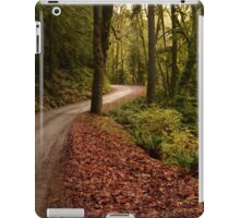 Olympic National Park iPad Case/Skin