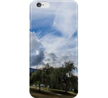 Underneath the Willow Tree iPhone Case/Skin