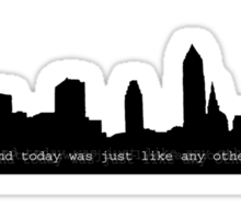 and today... Sticker