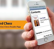 Forward Chess – An Interactive Chess Reader/App by Chess Book