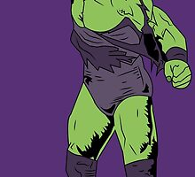 HULK OUT! by Charles  Perry