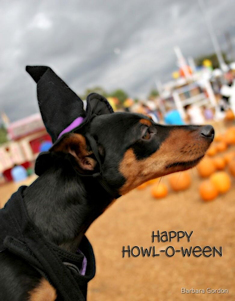 Happy Howl-O-Ween by Barbara Gordon