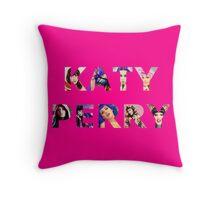 Katy Perry Throw Pillow
