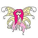 Pink Fairy by HaRaKiRi