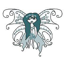 Duotone Fairy by HaRaKiRi