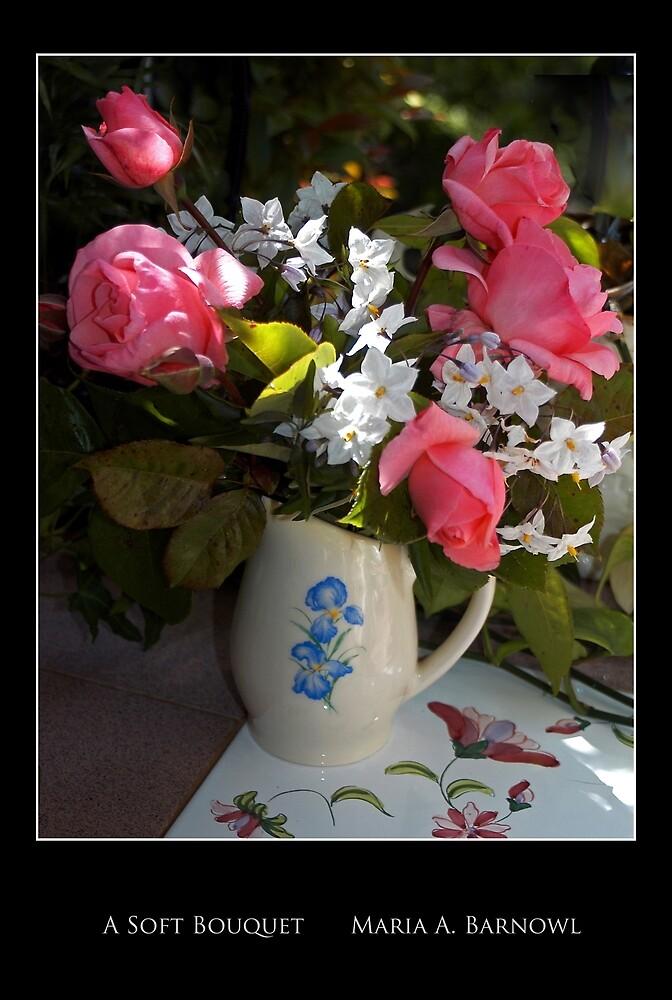 A Soft Bouquet - Cool Stuff by Maria A. Barnowl