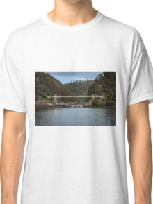 Cataract Gorge Tasmania Classic T-Shirt
