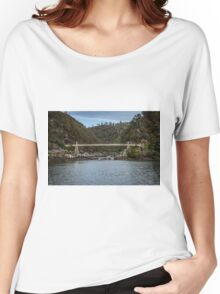 Cataract Gorge Tasmania Women's Relaxed Fit T-Shirt