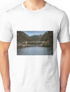 Cataract Gorge Tasmania Unisex T-Shirt