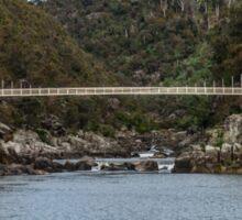Cataract Gorge Tasmania Sticker