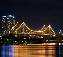 Storey Bridge by Nathan Ashton