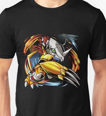 Yellow Dragon Man Unisex T-Shirt