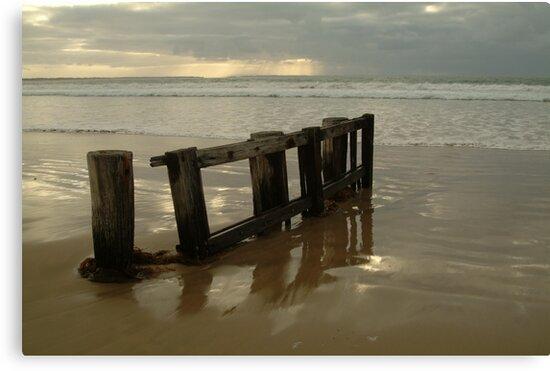 Pearl Morning Sunrise, Raffs Beach by Joe Mortelliti