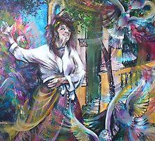 Child of the Dance by degillett