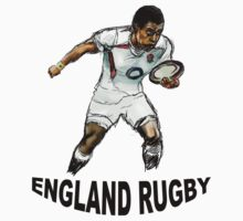 England rugby by hyde