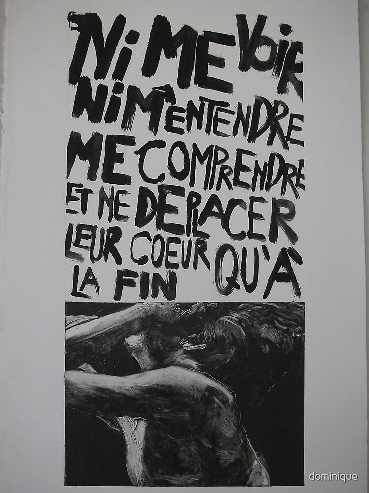 Deuxième page by dominique