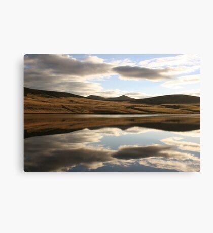 Harlaw Mirror Canvas Print