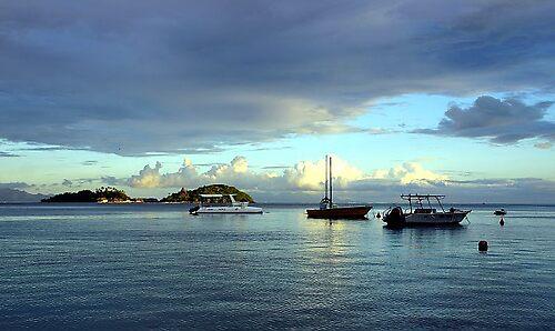 Bora Bora by GetCarter