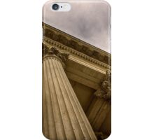 Forster Gallery, Oamaru, Otago, NZ iPhone Case/Skin