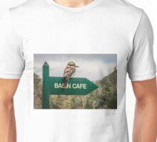 Cataract Gorge Kookaburra Unisex T-Shirt