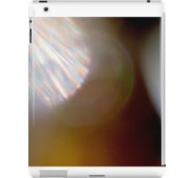 Spectral visions in the blink of an eye iPad Case/Skin