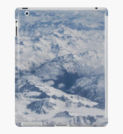 Austrian Alps iPad Case/Skin