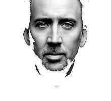 Nicolas Cage Iconic by ryan1815