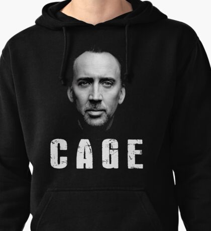 Nicolas Cage Iconic Pullover Hoodie