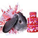 Valentines Day Rabbit by idapix