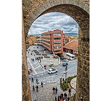 The Walls of Avila Photographic Print