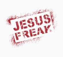 Jesus freak by biblebox