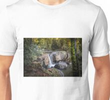 Guide Falls, Tasmania Unisex T-Shirt
