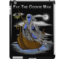 Pay the Cookie Man iPad Case/Skin