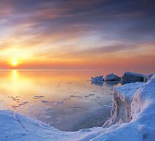 Morning Reflection by Markos Berndt