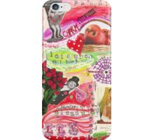 Life as a quaintrelle iPhone Case/Skin