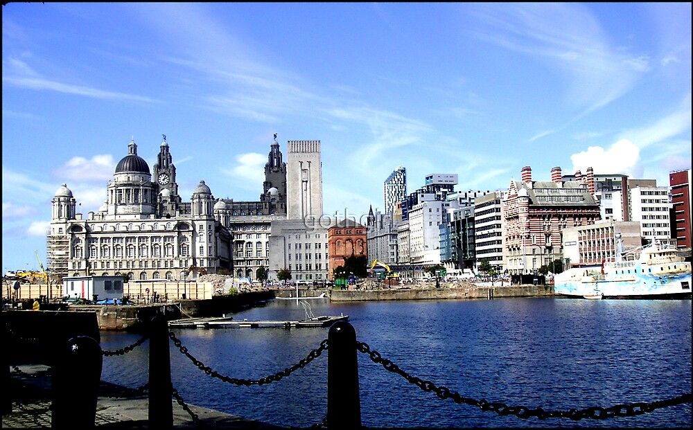 Liverpool buildings by gothgirl