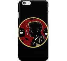 Self-proclaimed exorcist and master of the dark arts iPhone Case/Skin