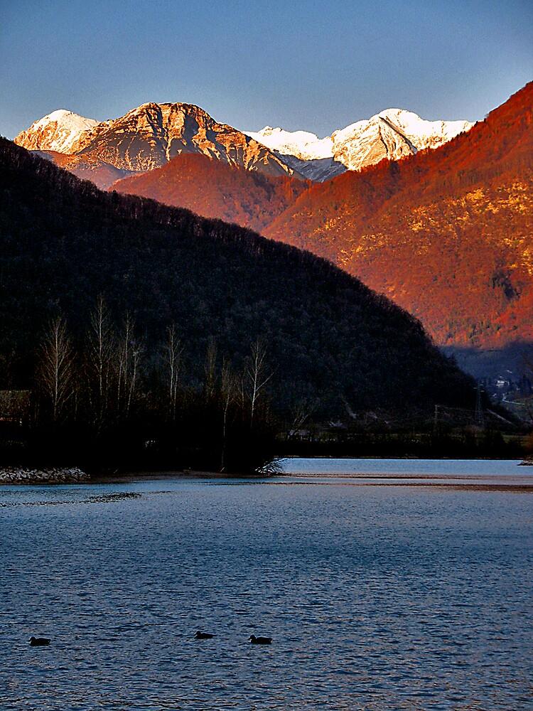 Our Lake by Rok Cuder