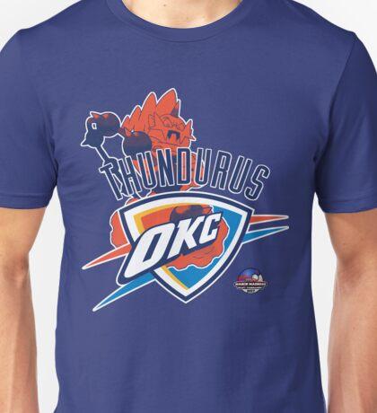 Oklahoma City Thundurus - March Madness Edition Unisex T-Shirt