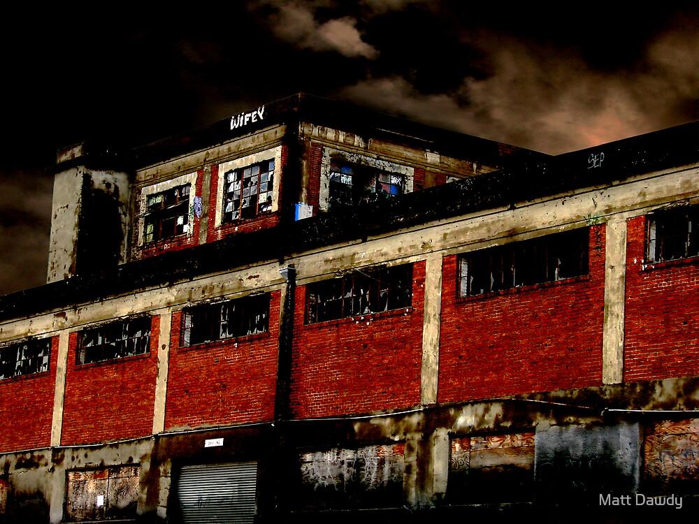 Decay by Matt Dawdy