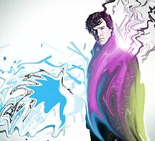 sherlock art by Bharath5160