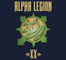 Alpha Legion XX - Warhammer Kids Clothes