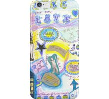 Make your own love  iPhone Case/Skin